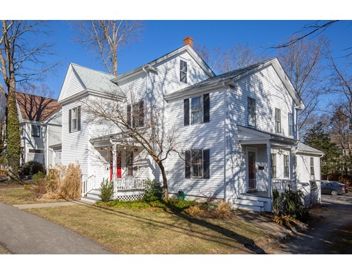 24 Cottage Street Unit 1, Wellesley, MA 02482