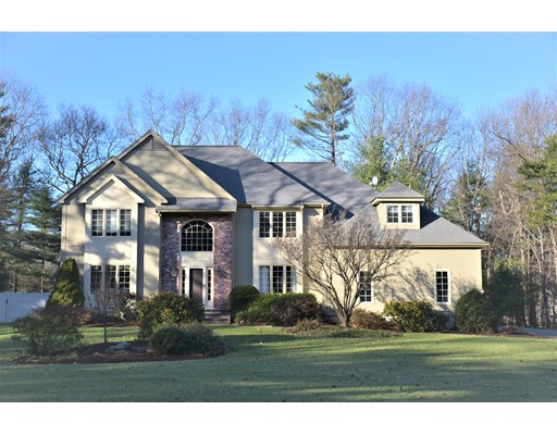 **OH SUN 1/19 12-2pm **Magnificent Executive Colonial w 3700+ sq feet of living space in sought after Autumn Heights neighborhood.  Formal living & dining room flank the front foyer. Large open kitchen w granite cooktop island & dining area that extends to a large family room w/ pellet stove / wetbar / built-ins and wainscotting. A bonus room on the first floor would serve well as a home office /guestroom or inlaw (full bath on 1st floor). Upstairs you will find a Master Suite which includes 2 walk-in closets and a master bath w/ jacuzzi. A second master bedroom with full bathroom and two other generous sized bedrooms with another full bathroom complete the 2nd floor.  A fantastic finished lower level that can serve as a man cave/ teen room/playroom adds additional1000+ square footage not included in GLA. Professionally landscaped yard with oversized inground pool with extra wide shallow end for the little swimmers.  Mins to 95/495, parks, schools, dining & shopping.  Wont last!