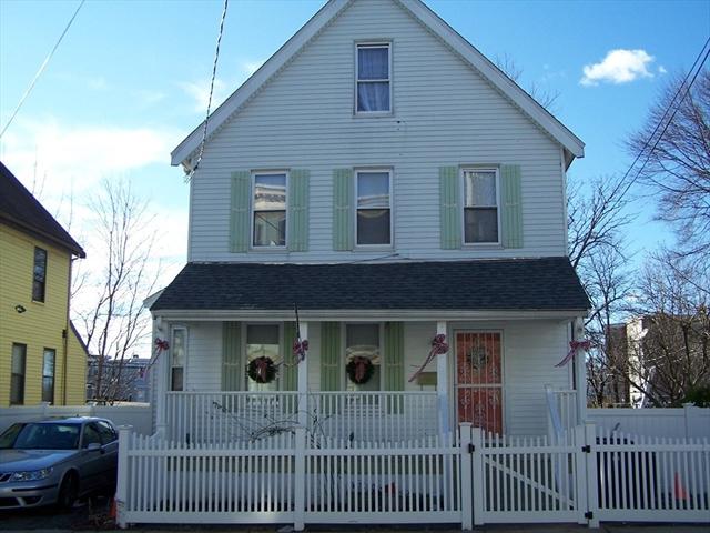 83 Corbet Street Boston MA 02124