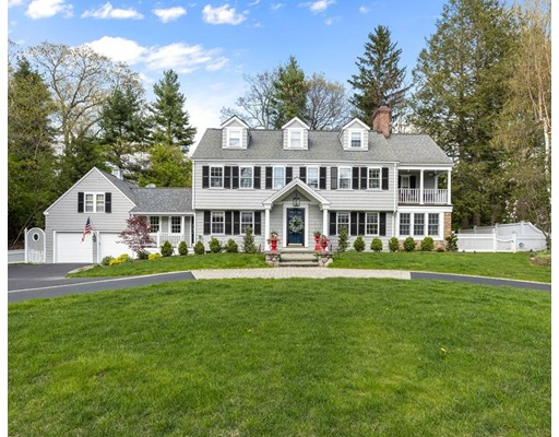 21 Old Colony Rd, Wellesley, MA 02481