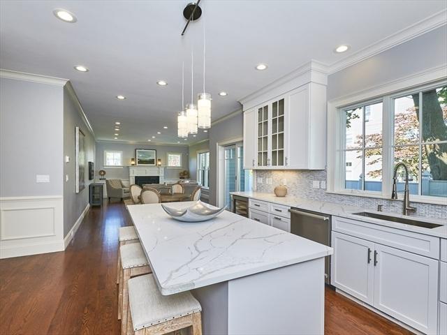 400-402 Cherry St, Newton, MA, 02465, West Newton Home For Sale