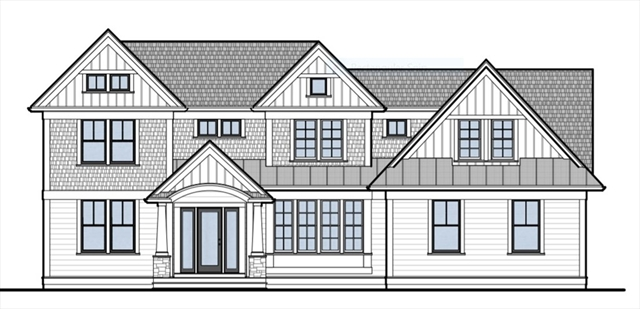 Lot 6 Indian Ridge Road Newton MA 02459