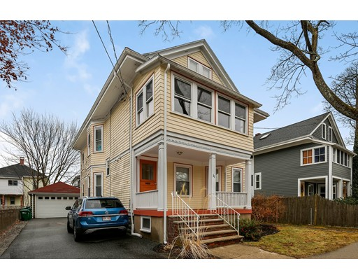 30 Bower St Unit 1, Medford, MA 02155