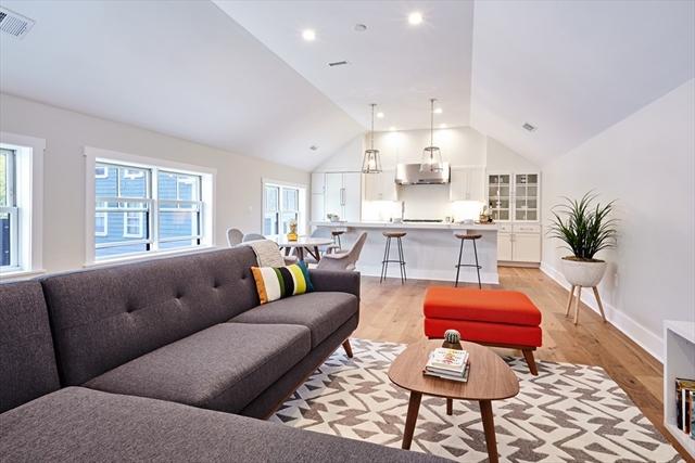 156 Thorndike Street, Cambridge, MA, 02141,  Home For Sale