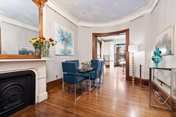 32 Braddock Park, Boston, MA, 02116, South End Home For Sale