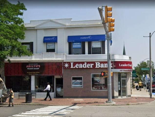 451 Massachusetts Avenue Arlington MA 02474