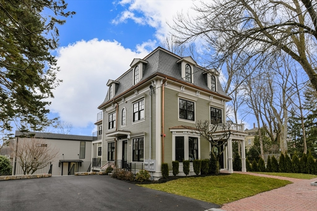 46 Mount Vernon Street, Cambridge, MA, 02140, Avon Hill Home For Sale