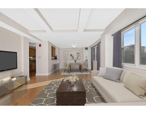 185 Massachusetts Avenue Unit 504, Boston - Fenway, MA 02115