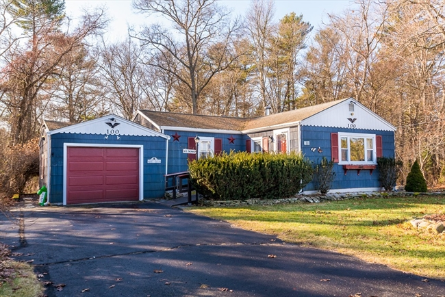 100 County Street Lakeville MA 02347