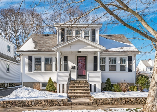 38 Wilmot Street Watertown MA 02472