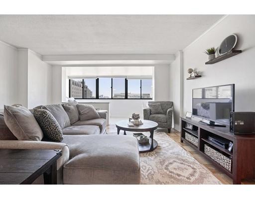 2 Hawthorne Place Unit 15B, Boston - West End, MA 02114