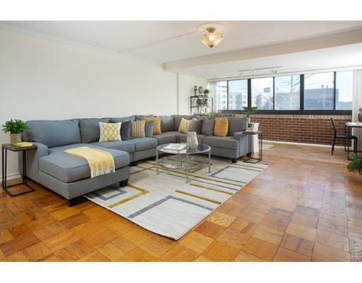 9 Hawthorne Place Unit 7H, Boston - West End, MA 02114