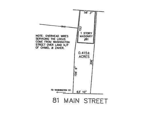 81 Main Street, Peabody, MA 01960