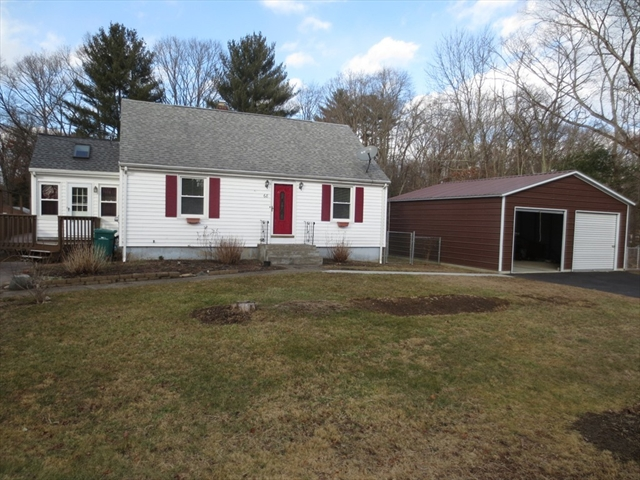68 Wilmarth Street Attleboro MA 02703