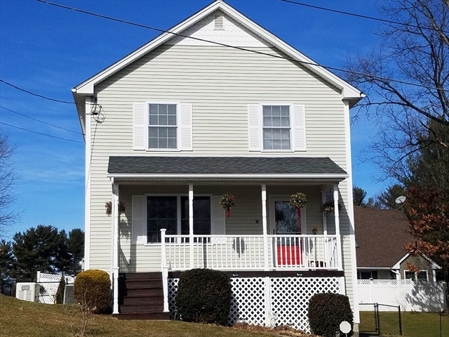 18 Channing Road East Longmeadow MA 01028