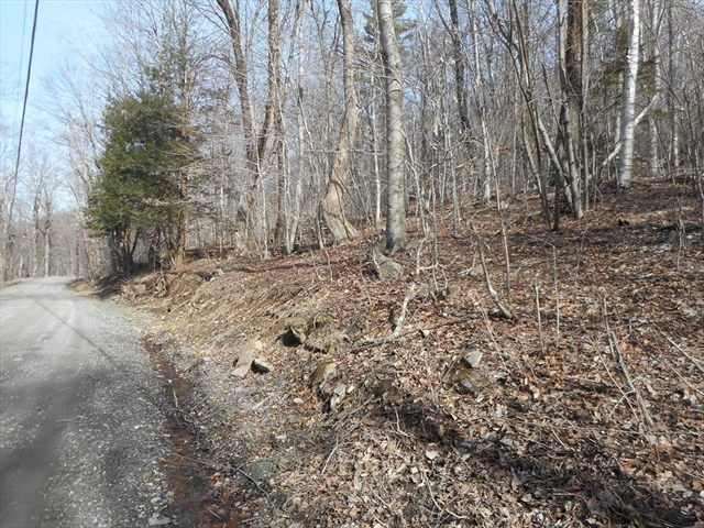 Lot 3-2 George Carter Road Becket MA 01223