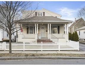 108 Franklin Avenue, Quincy, MA 02170