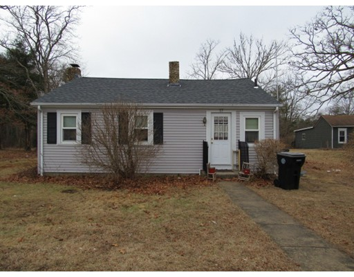Cute ranch with cozy knotty pine living room on dead end street with plenty of room to expand on this 100 X 100 ft lot. Walk to inter city bus or bike to U Mass Dartmouth.  Great condo alternative! New roof, siding and upgraded electric service all less than a year old. Same owners for over 50yrs. To settle estate! (Lots 173/102, 173/99, 173/98-1 for 10,000sf total.) Lender qualification letter or proof of funds with all offers.