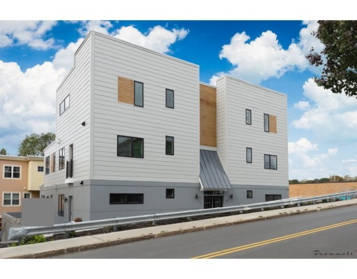 """Newly constructed wide open duplex unit with garage parking.  Entertain on one of the exterior decks or sip your coffee while taking in the Harvard Univ architecture with the top floor ipe deck.  Harvard Square is a 20 minute walk but these units don't have the outrageous pricing.  En suite master bedroom is the size of a small apartment including walk in closet and nursery.  Wide open duplex feels like .a single family home.  Professional grade Jenn Air appliances including a dual wall over/microwave complemented by a 36"""" natural gas cooktop. This super luxurious condo has a the highest level smart home automated system integrated with Sonos wired multi zone speaker system, blazing fast  internet which has been pre wired, remote lighting,   Two car garage parking, two high end bathrooms  and rare exterior space to enjoy the City but feel at home.  This is what you have been waiting for!!!"""