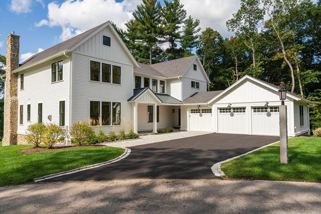 5 Stone Ridge Lane Weston MA 02493