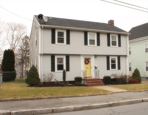 20 Elm Avenue Brockton MA 02301