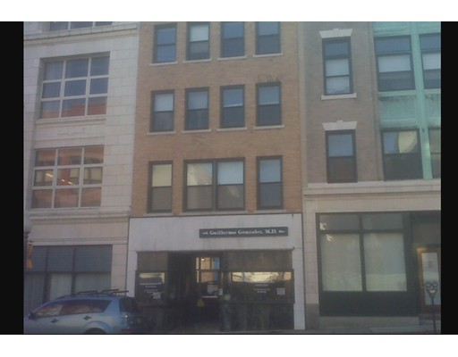 Great space located in the heart of Downtown New Bedford.  This space was formerly used as a Dr's office and will be available for occupancy on May 30, 2020.  This location would be perfect for just about anything.  Easy to show.  Gas and electric not included.  Water and sewer included in monthly rent of $1500.00.