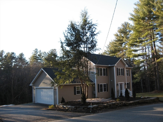 57 Warren Wright Road Belchertown MA 01007