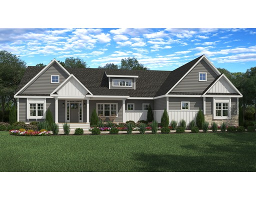 """Welcome to Windrock Acres, a Spectacular 12 Lot Seaside Neighborhood Development! Build Your Dream Home w/ Meridian Custom Homes, One of New England's Finest Home Builders. Enjoy the Simplicity of Single Level Living while Admiring Elegance & Superior Quality. Meridian Custom-Designed Exterior Featuring a Stunning Mahogany Front Portico w/ Decorative Columns & Stone Accents. Interiors Feature a Spacious & Open Layout w/ 9 Foot Ceilings, Interior Transoms, Elegant Moldings & Trim Details, Custom Granite Kitchen w/ 42"""" Kitchen Wall Cabinets & Expansive Island for Dining & Entertaining, Tile Backsplash, Custom Wall Detailing in Dining Rm, Crown Molding, Great Room Offers Cathedral Ceiling, Wood Burning Fireplace w/ Marble Surround & Wood Mantle, Central Air, Private Master Suite w/ Tile Shower, Double Sinks & Walk-In Closet, Pella Windows, Rear Deck & 2 Car Garage. Other Home Styles & Floor Plans Available. Call Today for Details! *Photos May Depict Additional Features Not Included Herein"""