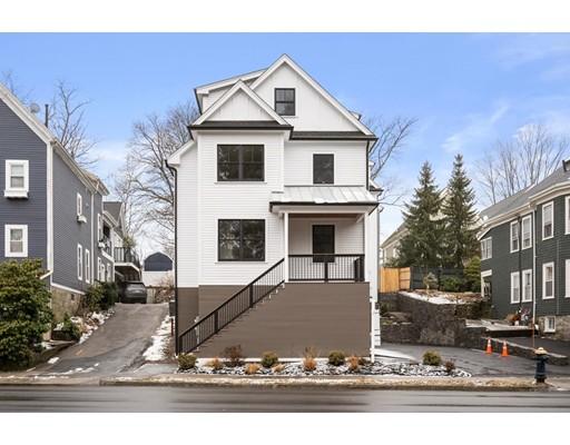 705 Hammond St B, Brookline, MA 02467