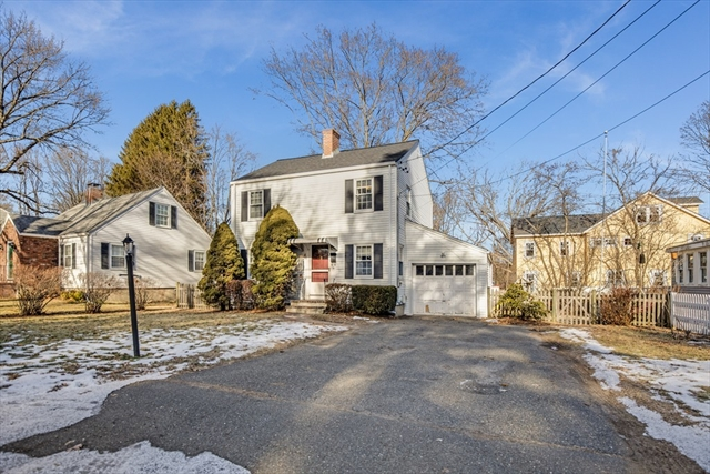 33 Golden Avenue Arlington MA 02476