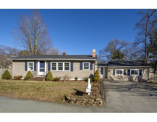 44 Hilltop Road, Whitman, MA 02382