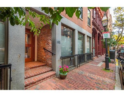 112 Fulton Street A, Boston, MA 02109