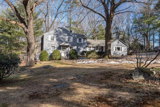 34-36 Chestnut Street, Weston, MA, 02493,  Home For Sale