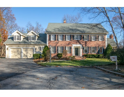 4 Sunset Ridge, Lexington, MA 02421