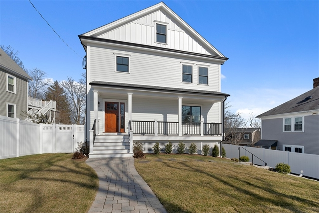 58 Cottage Street Newton MA 02464