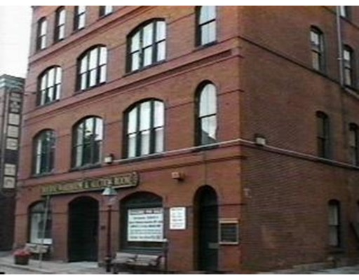 Perfect downtown location for any business.  Parking close by at the Elm St garage.  1st floor unit in the Historical Bourne Warehouse Building.  This unit has separate bathrooms, its own entry, gas and electric included in rent.  This is a must see space for your business.  Call today.