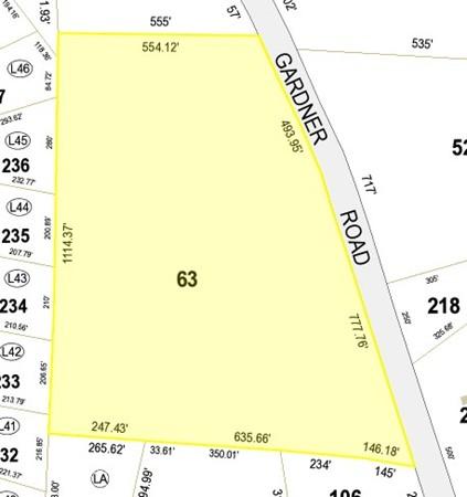 Gardner Road Winchendon MA 01475