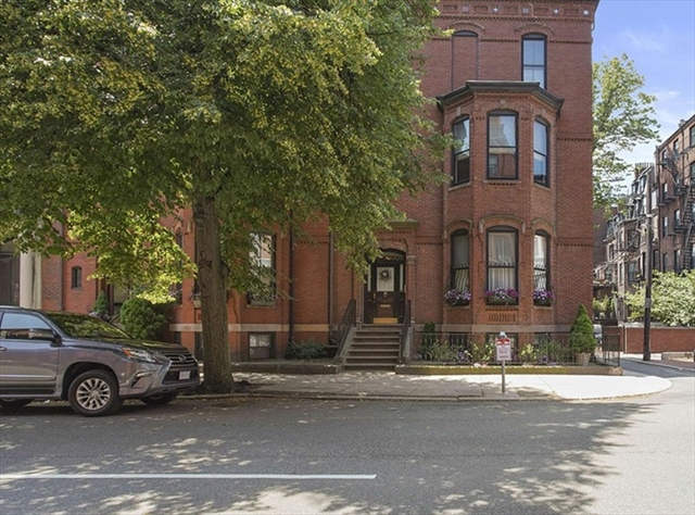 1 Fairfield Street Boston MA 02116