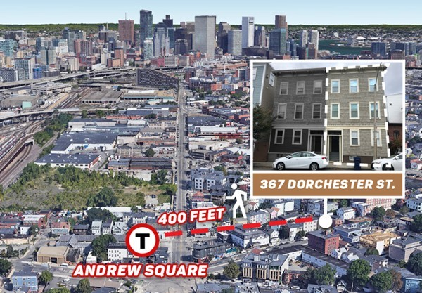 367-367A Dorchester Street, Boston, MA, 02127, South Boston Home For Sale