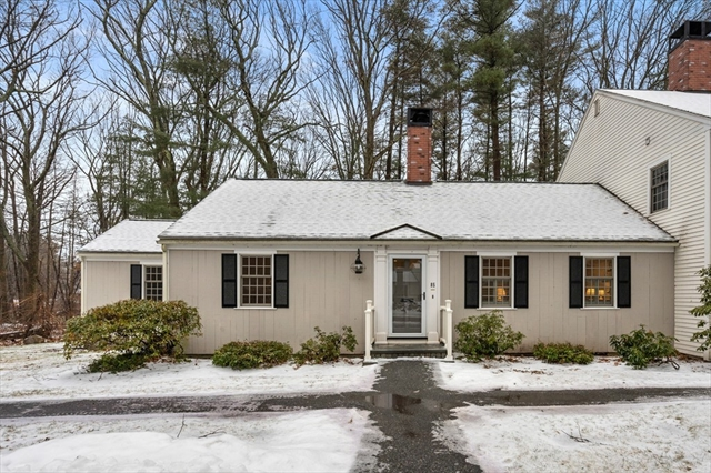 85 Jericho Road, Weston, MA, 02493,  Home For Sale