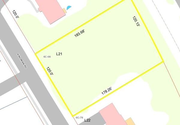 Lot 3 Kingman Road Amherst MA 01002