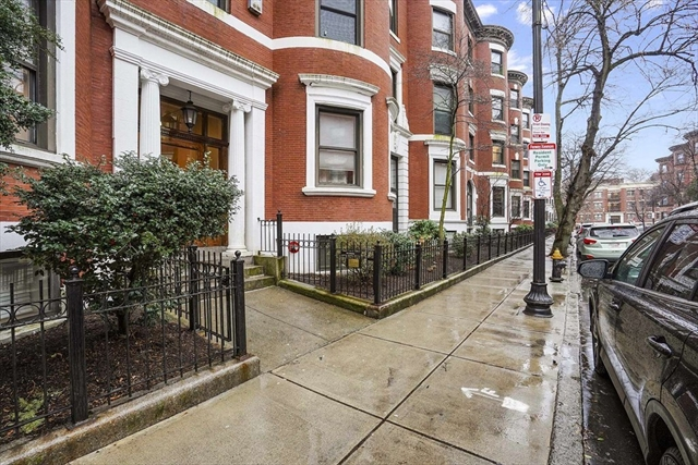 96 Gainsborough Street Boston MA 02115