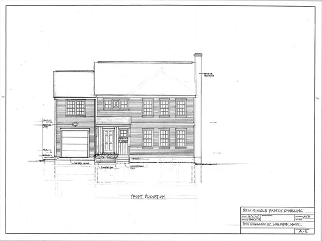 1014 Highland Street, Holliston, MA, 01746,  Home For Sale