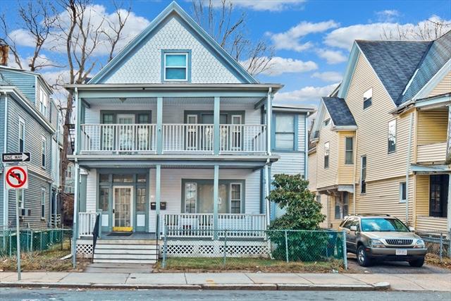 40 Waumbeck Street Boston MA 02121