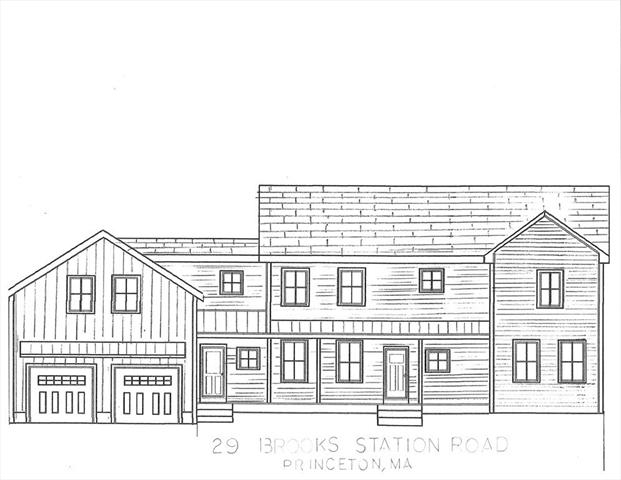 29 Brooks Station Road Princeton MA 01541