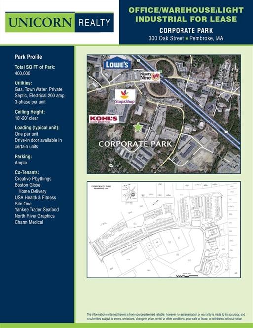 20 Corporate Park Drive, Pembroke, MA Image 1