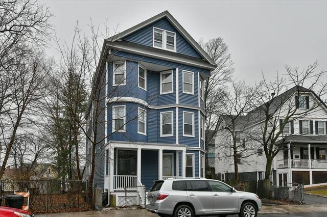 47-A Creighton St, Boston, MA, 02130 Real Estate For Sale