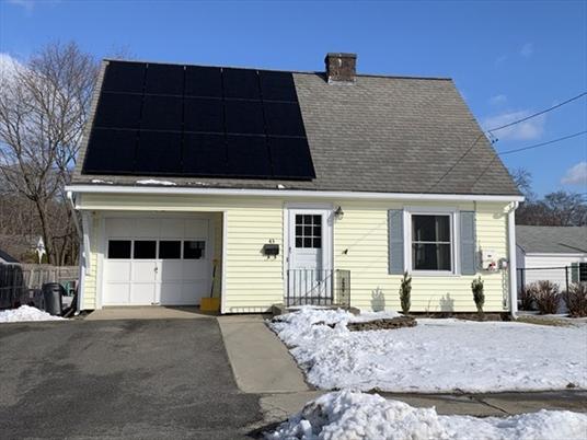 43 Harrison Ave, Greenfield, MA: $196,000