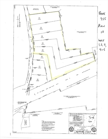 Lots 89-93 Petersham Road Athol MA 01331