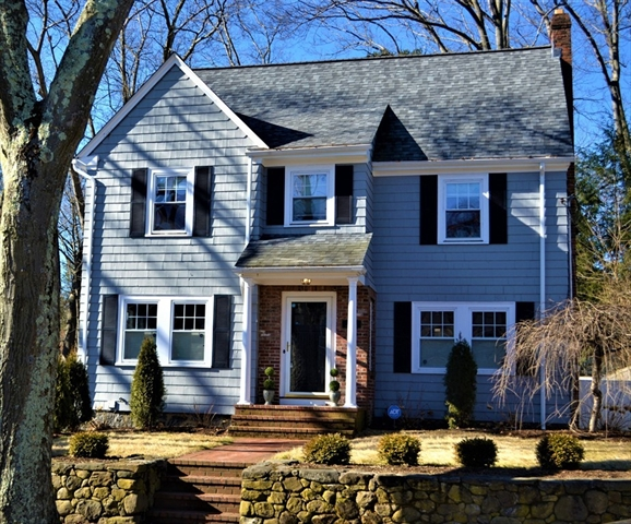 296 Russett Road Brookline MA 02467